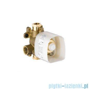 Hansgrohe Axor Starck Zestaw podtynkowy do termostatu 12x12cm DN20 10754180