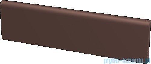 Paradyż Natural brown klinkier cokół 8x30