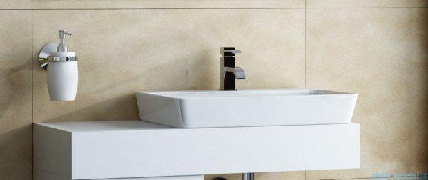 Antado Combi blat wiszący pod umywalkę Libra 100x45cm prawy ALT-B/3R-1000x450x150-WS