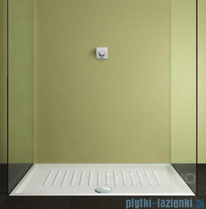Catalano Verso 140x80 brodzik ceramiczny 140x80x6 cm biały 180140H600