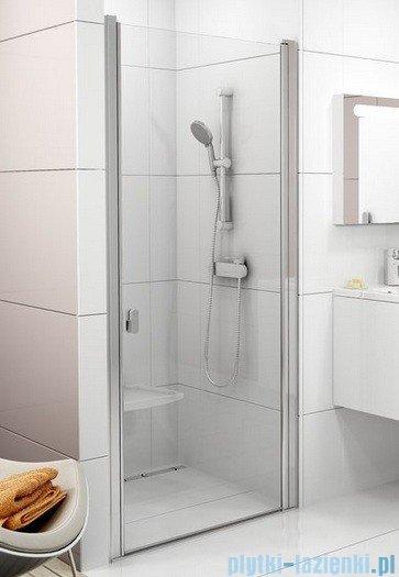 Ravak Chrome Drzwi prysznicowe CSD1-80 polerowane aluminium+transparent 0QV40C00Z1