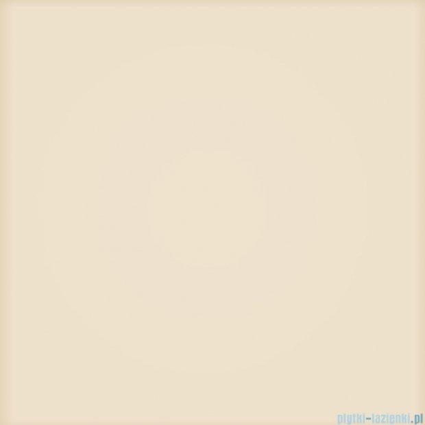 Tubądzin Pastel kość słoniowa połysk płytka ścienna 20x20