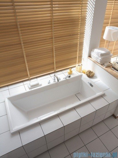 Duravit 2nd floor wanna prostokątna 170x70cm do zabudowy 700074 00 0 00 0000