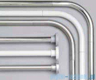 Sealskin Drążek prysznicowy Rod 2 Silver 110-185 cm aluminium mat 275552205