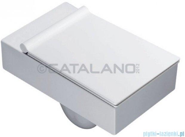 Catalano Verso wc 53 miska WC wiszący 53x33cm + deska wolnoopadająca biały 1VSVE00+5VESTP00