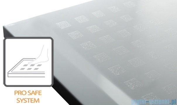 Sanplast Space Mineral brodzik kwadratowy B-M/SPACE 120x120x1,5cm+syfon 645-290-0060-01-000