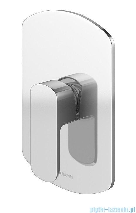 Kohlman Foxal zestaw prysznicowy chrom QW220FR25