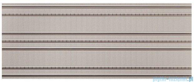 Tubądzin Abisso grey 1 dekor ścienny 29,8x74,8