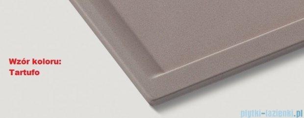 Blanco Rondo Zlewozmywak Silgranit PuraDur  kolor: tartufo  bez kor. aut. 517387