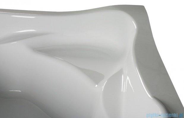 Sanplast Classic Wanna symetryczna WS/CL 135x135+STW 610-010-0230-01-000
