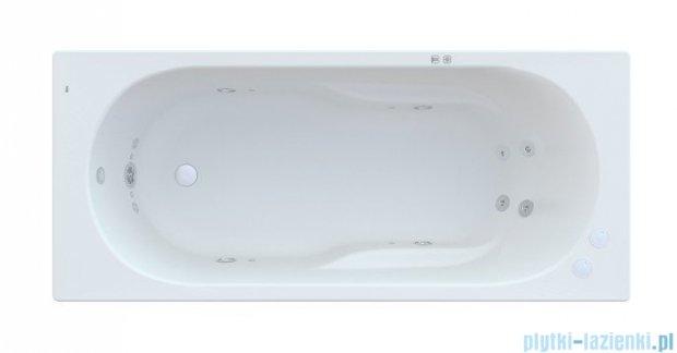 Roca Genova N wanna 160x70cm z hydromasażem Smart Water Plus A24T359000