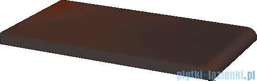 Paradyż Cloud brown klinkier parapet 13,5x24,5
