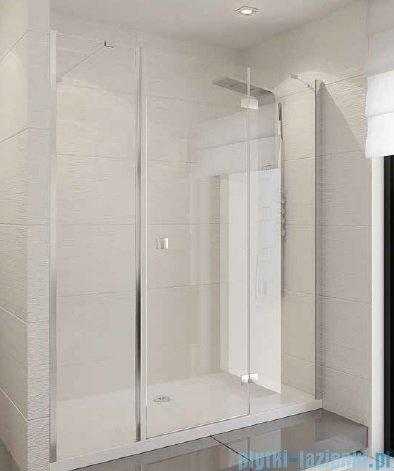 New Trendy Modena Plus drzwi prysznicowe 160cm prawe szkło przejrzyste EXK-1010/EXK-1043P