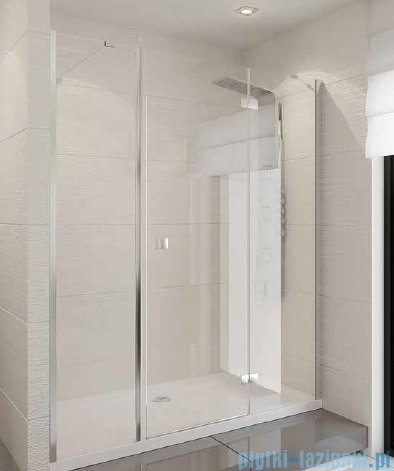 New Trendy Modena Plus drzwi prysznicowe 180cm prawe szkło przejrzyste EXK-1136/EXK-1043P