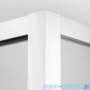 New Trendy kabina prysznicowa Lumina 90x90cm lustro-przejrzyste EXK-1115/EXK-1118
