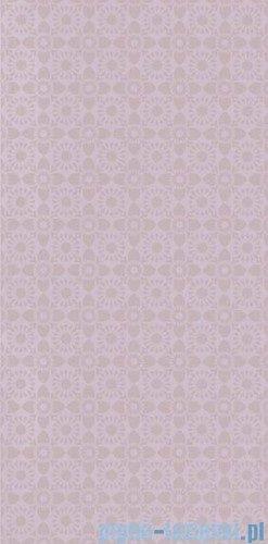 Paradyż Piumetta viola A inserto ścienne 29,5x59,5