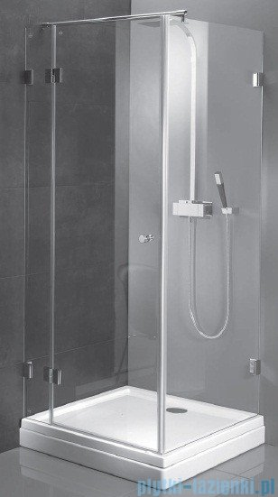 Riho Kabina prysznicowa Scandic Lift M203 100x100x200 cm LEWA GX0007401