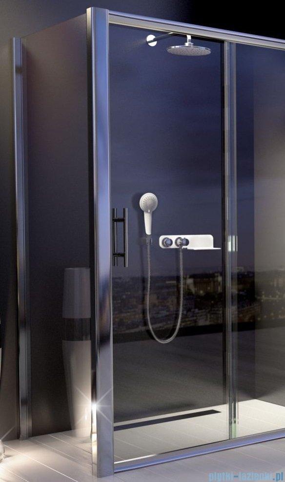 Deante Cynia ścianka boczna przejrzysta 90x195 cm KTC 031S