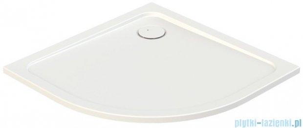 Sanplast Free Line brodzik półokrągły BP/FREE 90x90x2,5cm+STB 615-040-4430-01-000