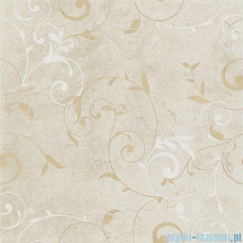 Paradyż Inspirio beige dekor płytka podłogowa 40x40