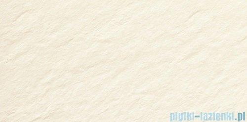 Paradyż Doblo bianco struktura płytka podłogowa 29,8x59,8
