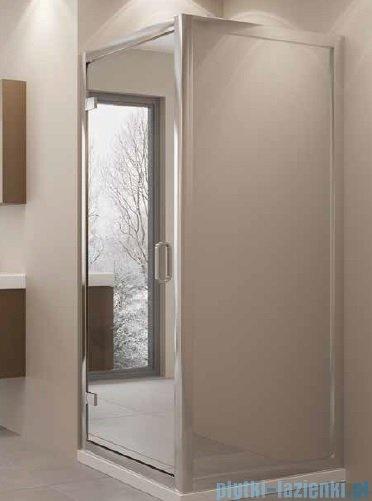 New Trendy Lumina kabina prysznicowa 90x90cm lustro-przejrzyste EXK-1115/EXK-1118