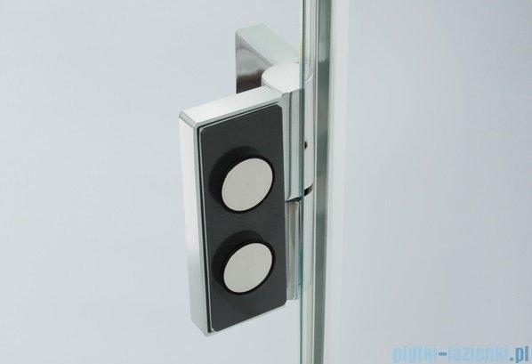 Sanplast kabina narożna kwadratowa lewa przejrzysta KNDJ2L/AVIV-90 90x90x203 cm 600-084-0040-42-401