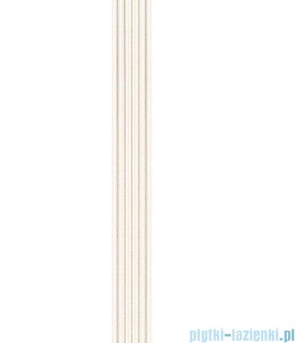 Paradyż Secret bianco listwa ścienna 7x59,5