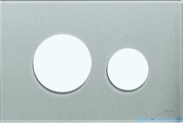 Tece Obudowa ze szkła-do WC Teceloop srebrno szary 9.240.676