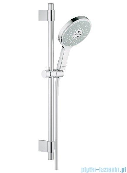 Grohe Power&Soul Cosmopolitan zestaw prysznicowy 4 rodzaje strumienia  27743000