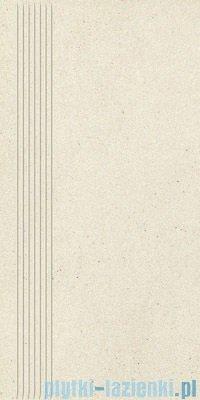 Paradyż Duroteq bianco stopnica 29,8x59,8