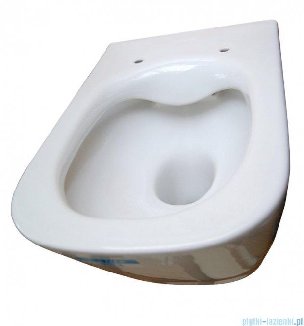 Roca Gap Rimless Miska WC wisząca A34647L000