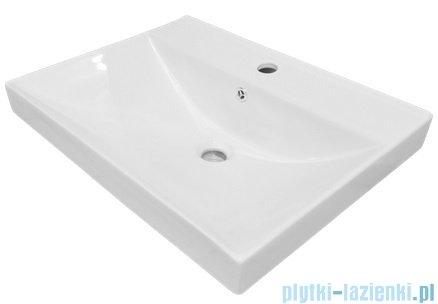 New Trendy umywalka ceramiczna Rosa 90 cm U-0065