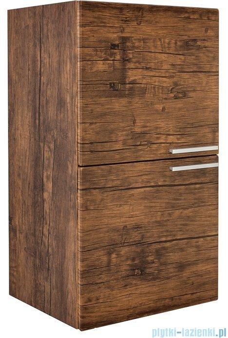 Antado Sycylia Szafka wisząca 45x30x90 stare drewno KTS-162-50