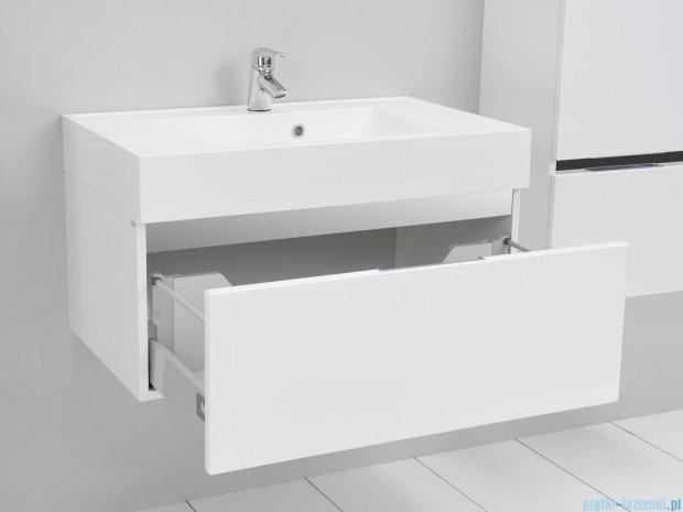 Antado Cantare Szafka podumywalkowa 80x50x33 biały połysk FSM-342/8GT-47/47