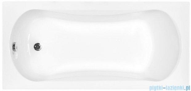 Besco Aria 160x70cm wanna prostokątna #WAA-160-PA