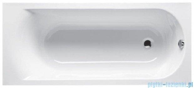 Riho Miami wanna prostokątna 150x70cm biała BB58