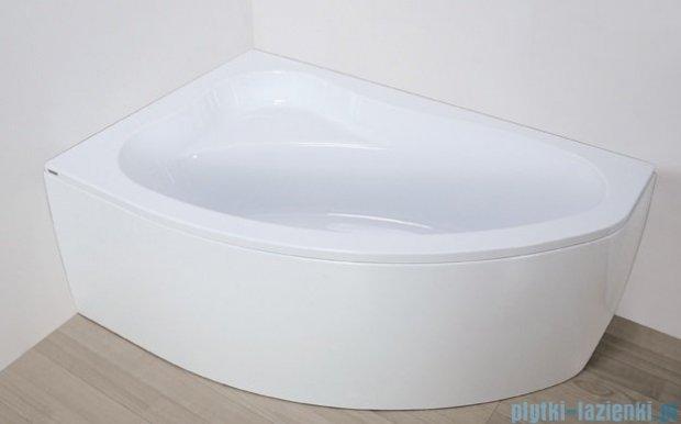 Sanplast Eko Plus obudowa do wanny asymetrycznej 95x145cm biała 620-131-0460-01-000