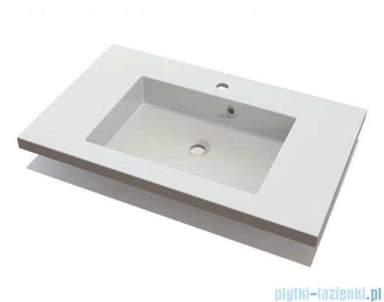 Antado umywalka dolomitowa 80x50cm UMMR-800C