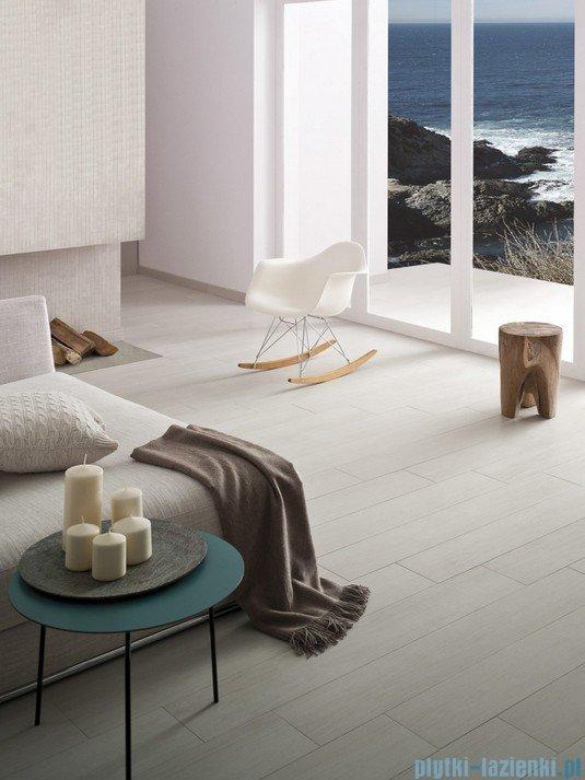 My Way Rovere bianco płytka podłogowa 14,8x119,8