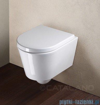 Catalano Zero wc 45 miska WC wiszący 45x35cm biały 1VSV45N00