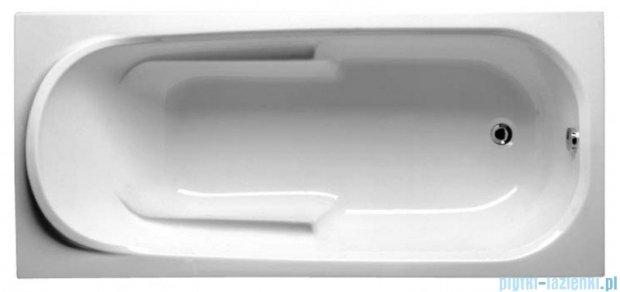 Riho Columbia wanna prostokątna 150x75cm nóżki+syfon BA02/01U/AMC55