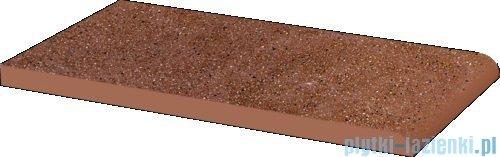 Paradyż Taurus brown klinkier parapet 13,5x24,5