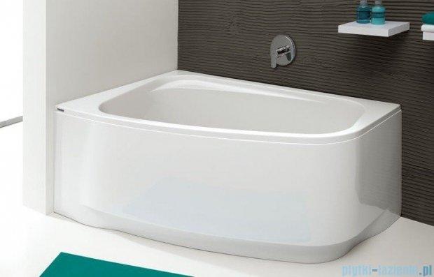 Sanplast Free Line obudowa do wanny lewa 105x155cm biała 620-040-1730-01-000