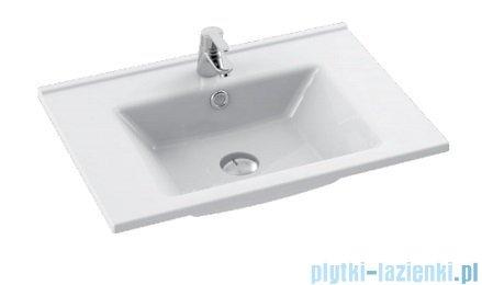 Cerastyle Arte umywalka 65x45cm meblowa / ścienna 067300-u