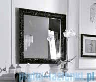 Kerasan Retro Lustro ze srebrną ramą 100x100 cm 7364