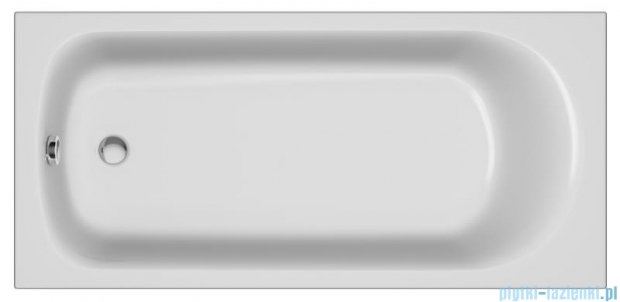 Koło Spark Wanna prostokątna 140x70cm z powłoką AntiSlide XWP1740101