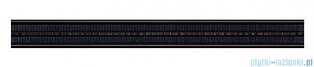 Tubądzin Abisso navy listwa ścienna 7,2x74,8
