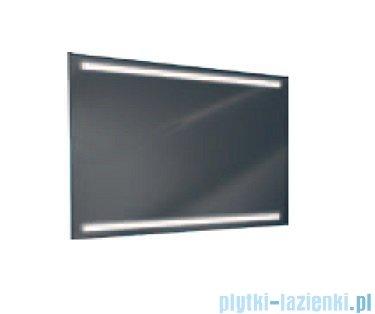 Antado lustro z paskiem świetlnym LED ciepłe 140x70cm L1-L2-LED3