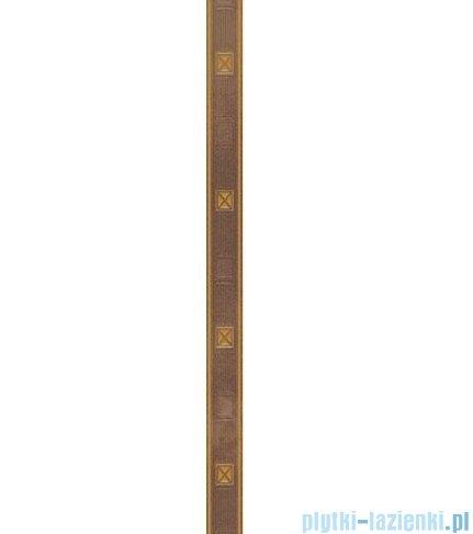 Paradyż Sabro brown listwa ścienna 4x59,5